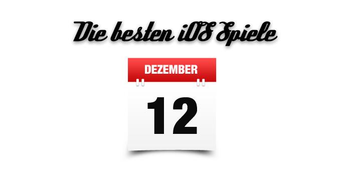 Die besten iOS Spiele Dezember 2016
