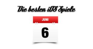Die besten iOS Spiele Juni 2014