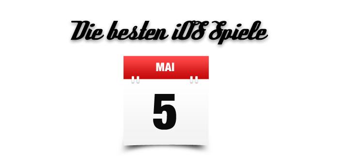Die besten iOS Spiele Mai 2017