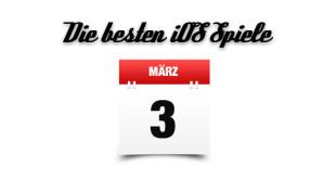 beste iOS Apps März
