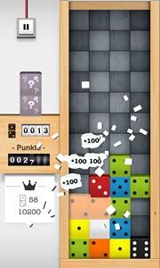 Domino Drop iOS Gewinnspiel