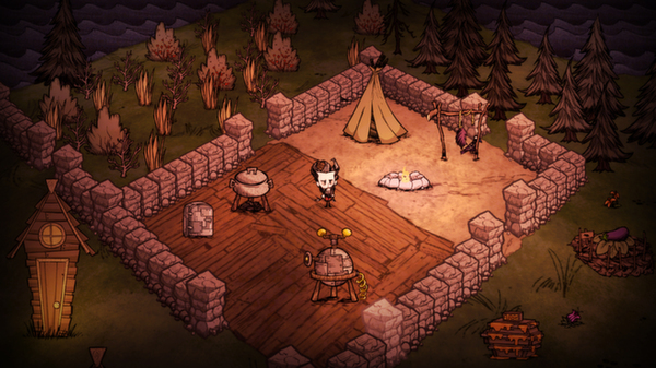 Dont Starve Pocket Edition iOS