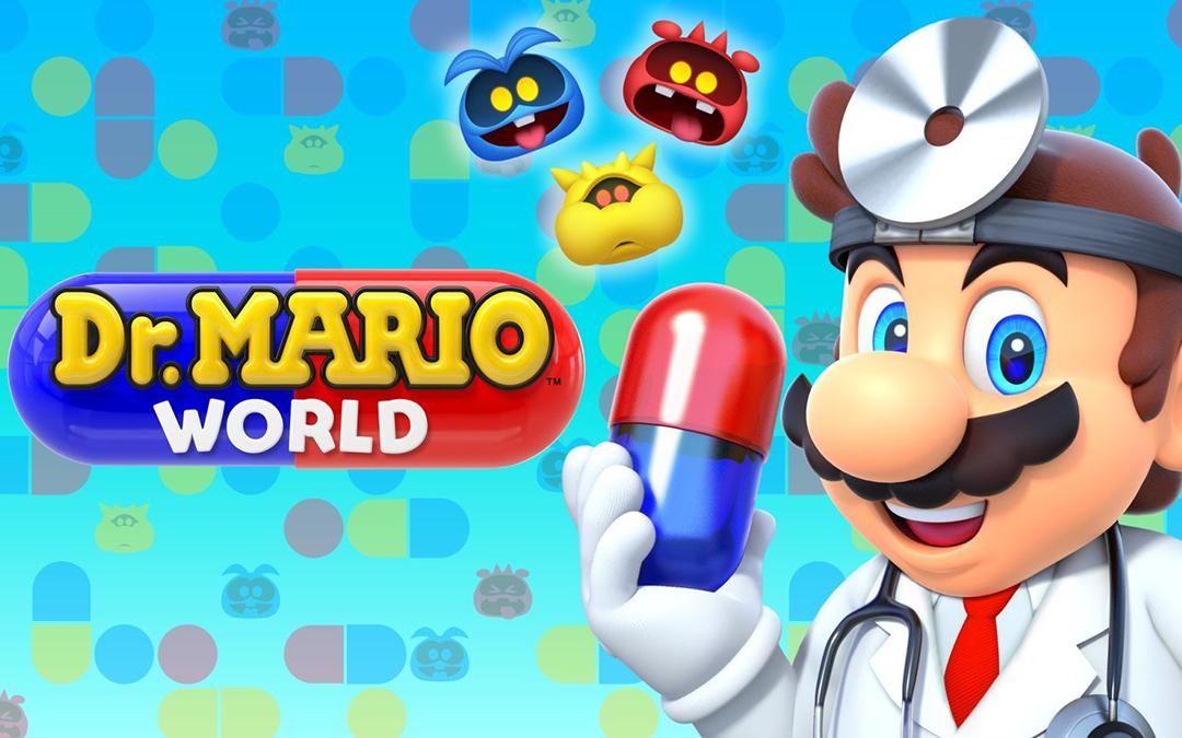 Dr. Mario World feiert Release