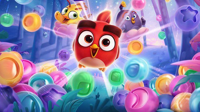 Angry Birds Dream Blast: Traumpurzelei für zwischendurch