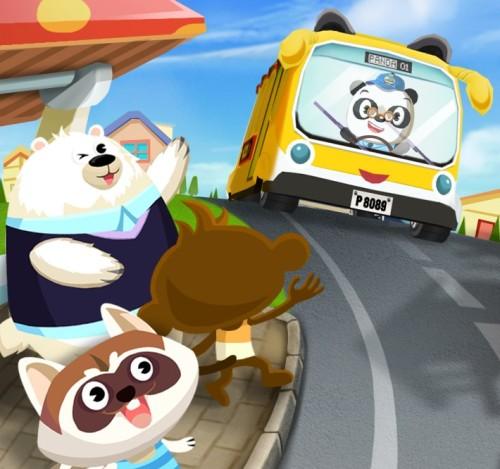 Dr Panda Bus Driver