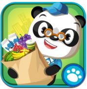 Dr Panda Supermarkt