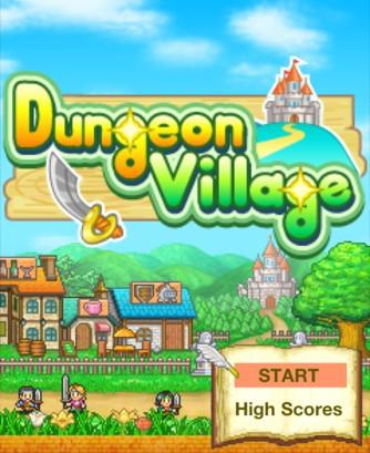Review: Dungeon Village von Kairosoft