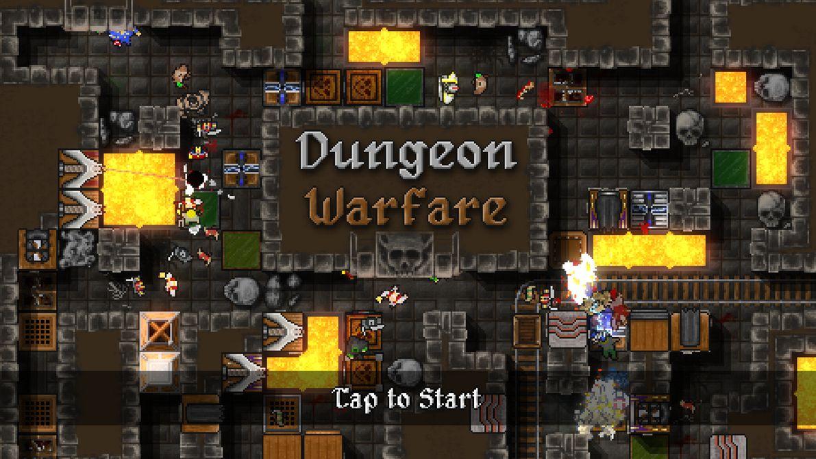 Review: Dungeon Warfare – Endlich mal wieder ein richtig gutes TowerDefense Spiel!