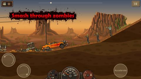 Neu: Earn to Die – Ein schmissiger 2D Zombieracer
