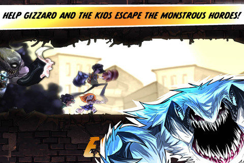 Review: Escape from Age of Monsters