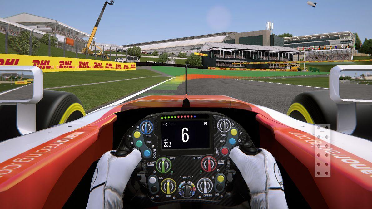 Review: F1 2016 für iOS – Der Formel 1 Zirkus in der Hosentasche