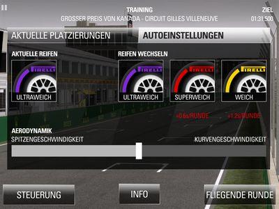F1 2016 iOS