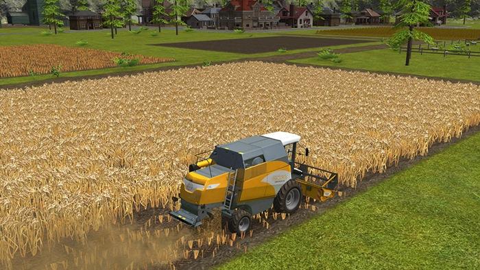 Farming Simulator 16 iOS