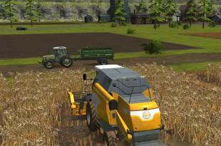 Farming Simulator 16 Review iOS