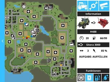Farming Simulator 16 Karte