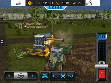 Farming Simulator 16 Review iOS