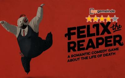 Felix the Reaper – Morbides Puzzlespiel mit charmantem Look