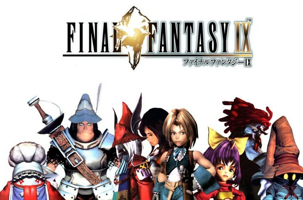 Final Fantasy 9 iOS