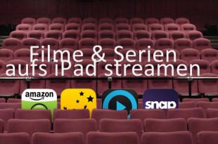 Vod iPad App Vergleich