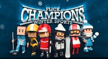 Flick Champions Winter Sports – Chillingo lädt wieder zum Schnipsen ein