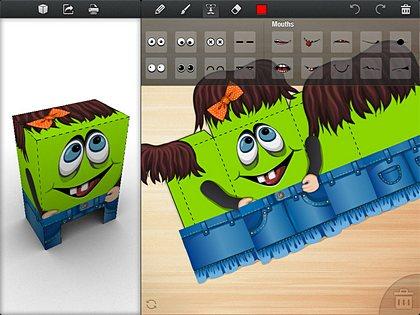 Foldify Papercraft App