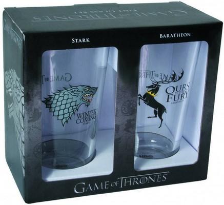 Game of Thrones Gläser