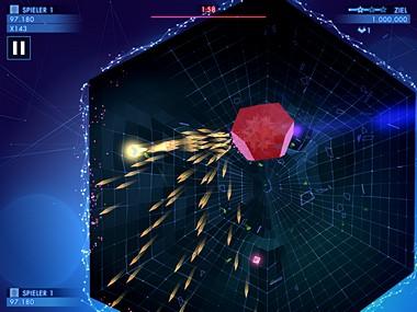 Geometry Wars 3 Dimensions Boss