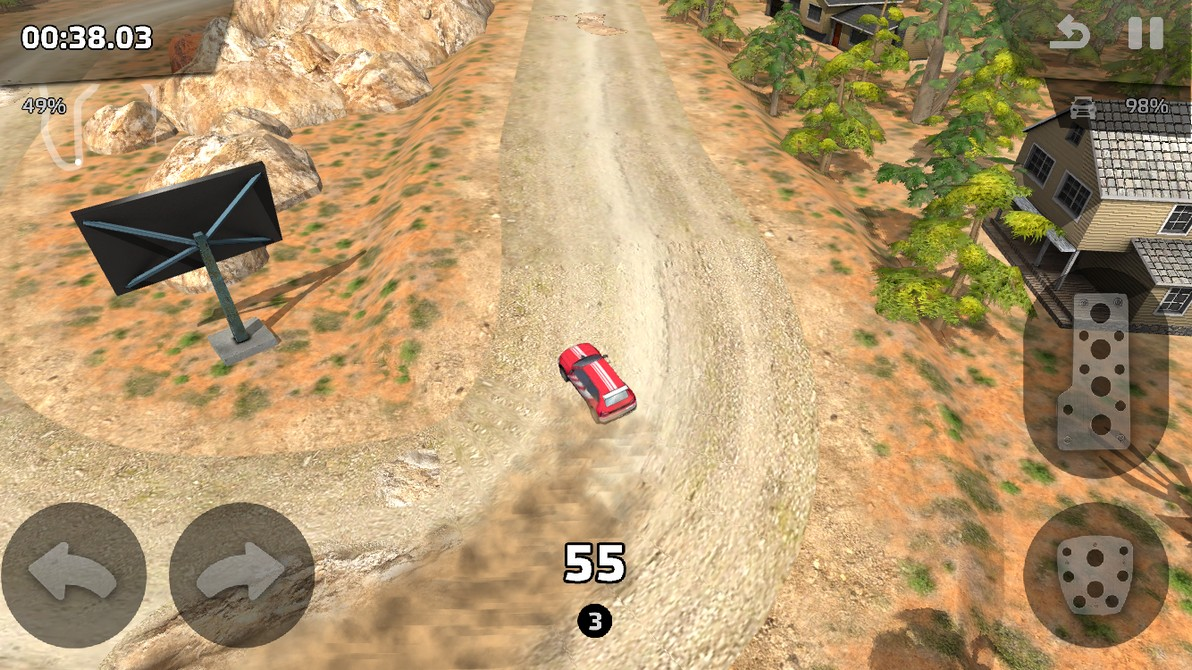 Review: Go Rally – Drei driftige Gründe für dieses Spiel!