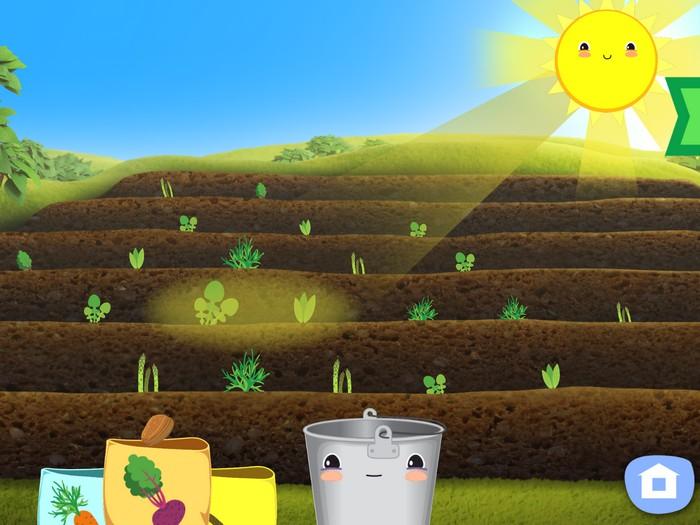 Für Kinder: Gro Garden – Großstadtkinder lernen Gärtnern…