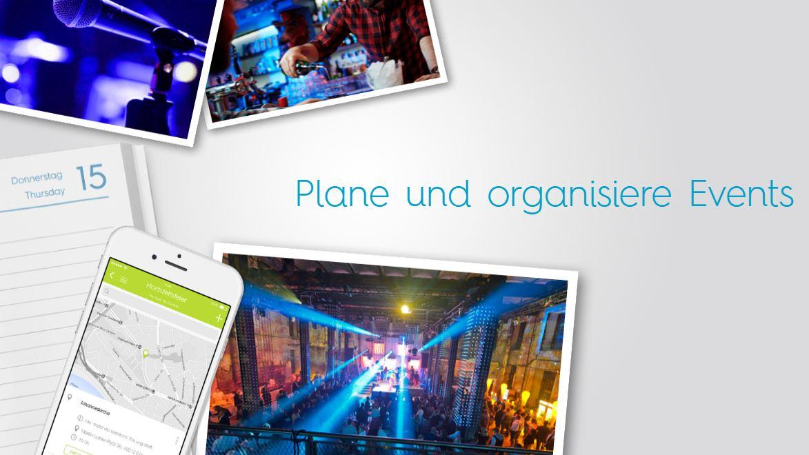 GroupJoyner – Mit vielen Leuten einfach Events organisieren