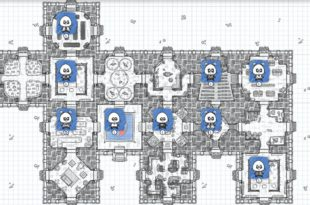 Guild of Dungeoneering iOS