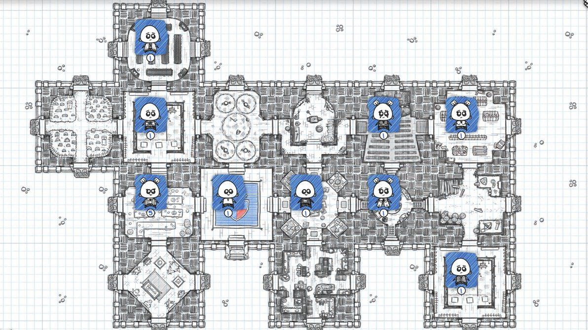 Review: Guild of Dungeoneering – Dungeons jetzt auch auf iOS als Kartenspiel erobern