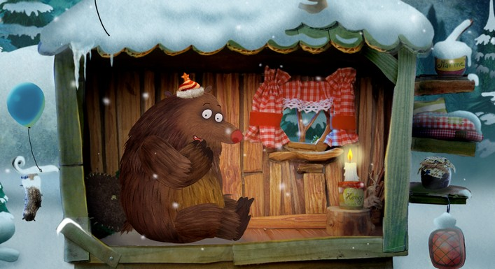 Für Kinder: Gute Nacht Zirkus zum Einstimmen aufs Zu-Bett-Gehen