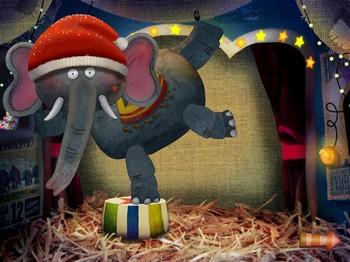 Gute Nacht Zirkus Kinder App