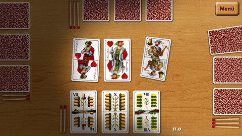 31 Kartenspiel