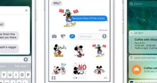 iOS10 Vorschau