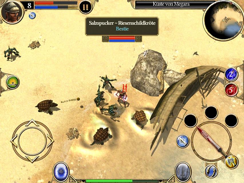 Review: Titan Quest – Mal wieder Griechenland retten!