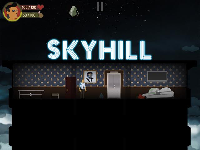Review: Skyhill – Wenn der Hotelservice mal wieder auf sich warten lässt