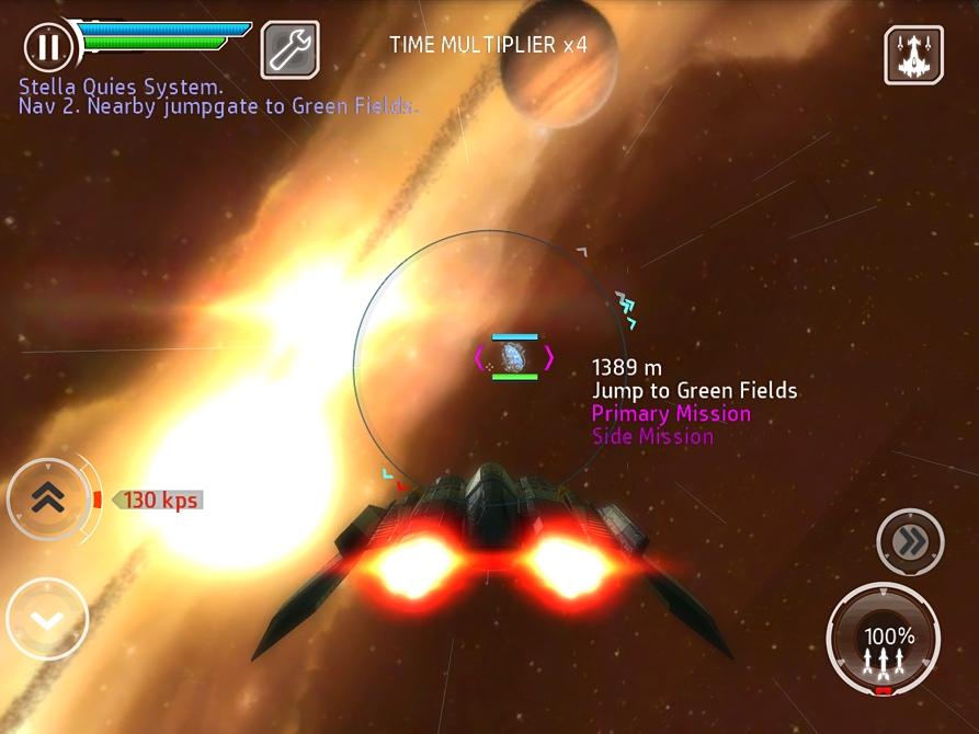 Stellar Wanderer Review iOS
