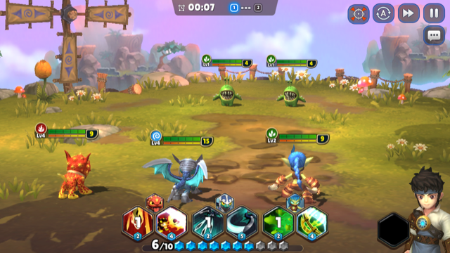 Skylanders Ring of Heroes Mana