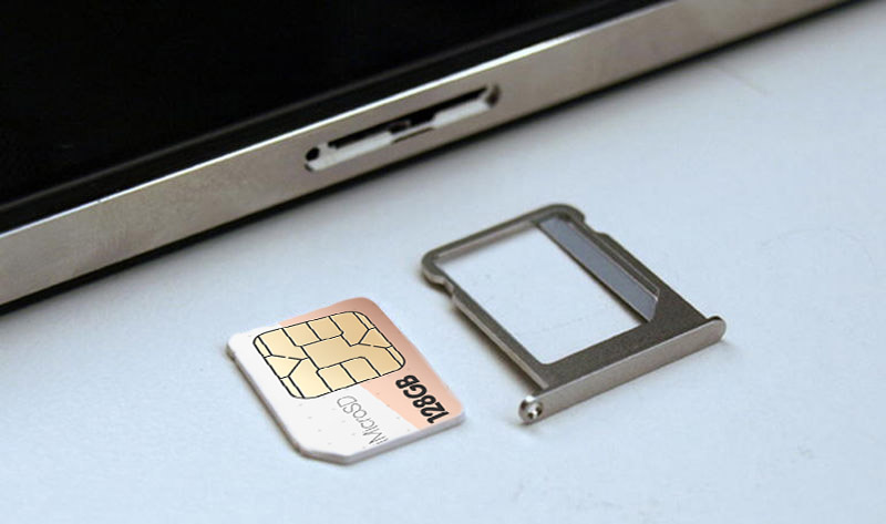 microsd iPhone