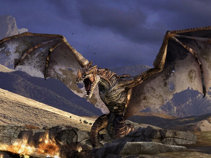 infinity blade 3 preview