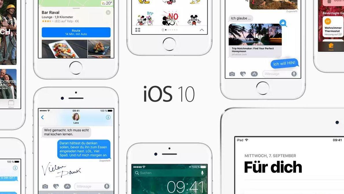 iOS 10 – Die 20 besten Tipps und Tricks