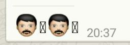 iOS Emoticon Android