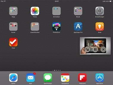 iOS 9 Splitscreen Trick