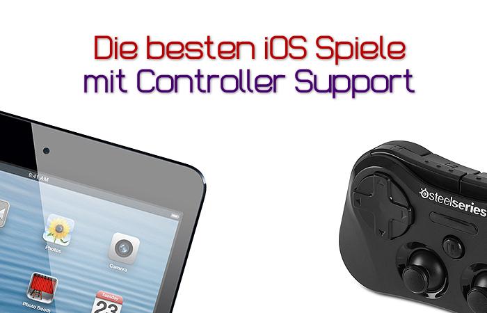 Spiele mit iOS Controller-Support? Die ultimative Liste!
