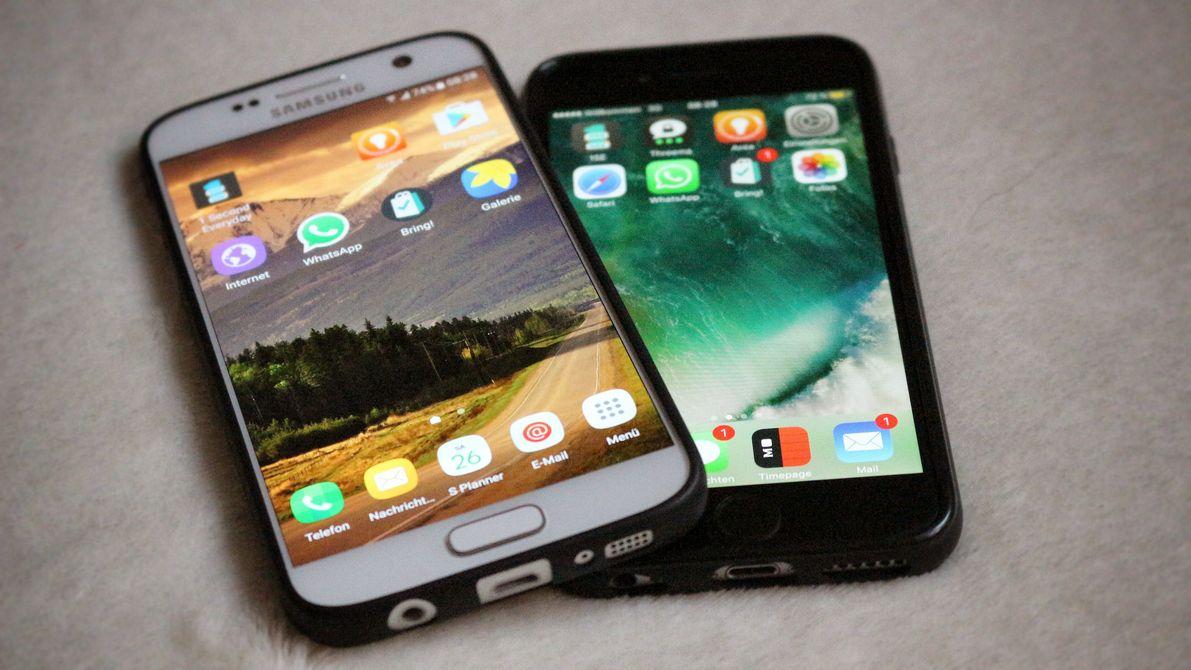 Umstieg von iOS zu Android… oder doch nicht? Ein Selbstversuch