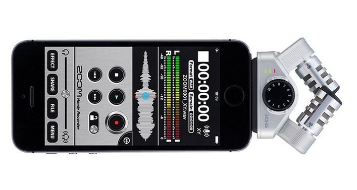 Verlosung: Zoom iQ6 Stereo-Mikrofon gewinnen! [beendet]