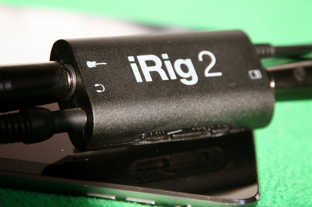 iRig 2 Test review