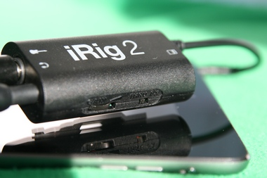iRig 2 Review Test